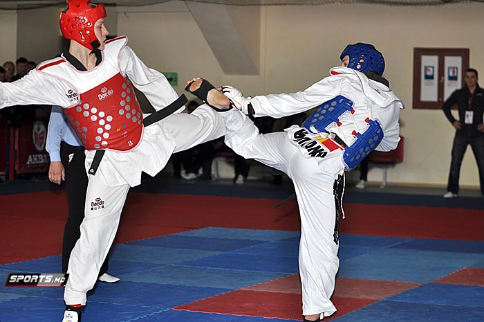 Taekwondo Wtf The chişinău wtf taekwondo