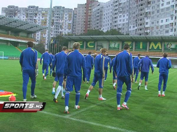 """стадионе """"Зимбру""""."""
