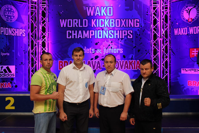 After 5 hard days of competition, the wako junior and cadet european championships comes to an end with the team