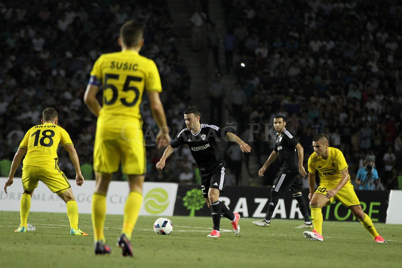 Прогноз на матч Карабах - Шериф: виктория останется за Карабахом