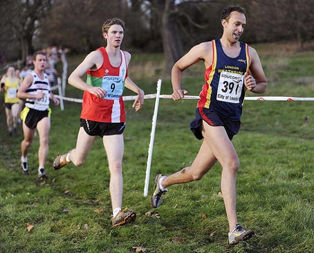 White Cross Country Championship