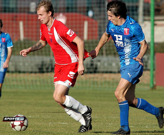 Rapid - Iskra-Stal 0-0  Photo - Vadim Caftanat