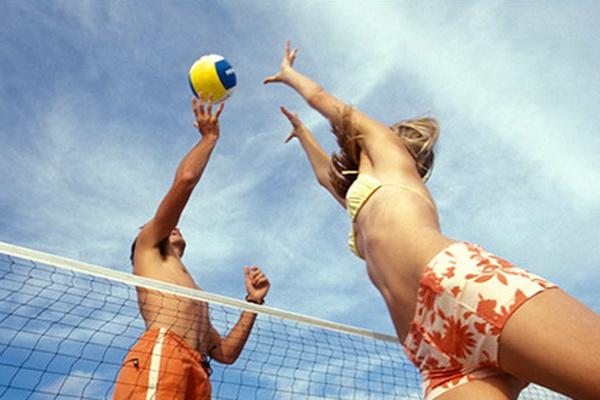 Юных курян приглашают на соревнования по волейболу на песке